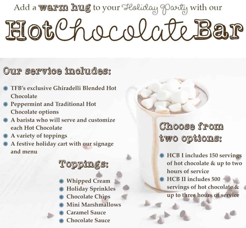 hot chocolate hug - hot-chocolate-hug - The Funky Brewster Coffee Catering