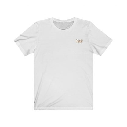 18542 11 416x416 - Love Coffee. Connect People. Unisex Light Short Sleeve Tee - The Funky Brewster Coffee Catering