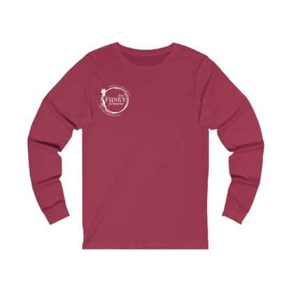 25001 416x416 - TFB Logo Unisex Jersey Long Sleeve Tee - The Funky Brewster Coffee Catering