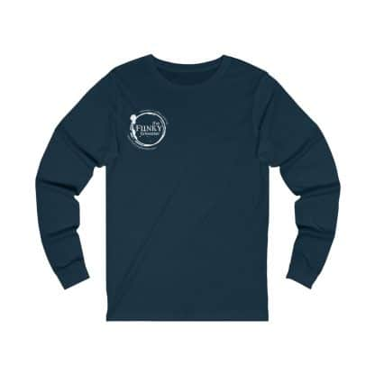 25046 416x416 - TFB Logo Unisex Jersey Long Sleeve Tee - The Funky Brewster Coffee Catering