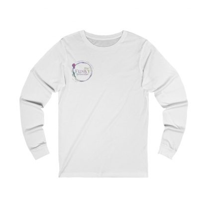 25076 416x416 - TFB Logo Unisex Jersey Long Sleeve Tee - The Funky Brewster Coffee Catering