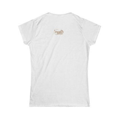 33867 5 416x416 - Women's Love Coffee. Connect People. Softstyle Tee - The Funky Brewster Coffee Catering