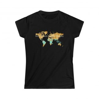 33869 4 324x324 - Women's Love Coffee. Connect People. Softstyle Tee - The Funky Brewster Coffee Catering