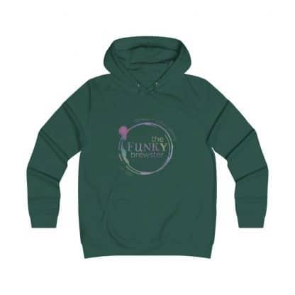 36699 2 416x416 - Rainbow Logo Girlie College Hoodie - The Funky Brewster Coffee Catering