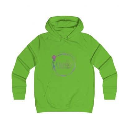 36710 2 416x416 - Rainbow Logo Girlie College Hoodie - The Funky Brewster Coffee Catering