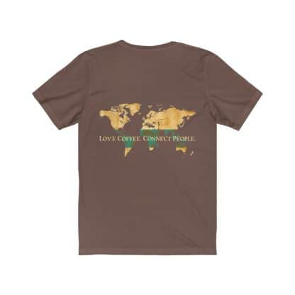 39583 5 416x416 - Love Coffee. Connect People. Unisex Dark Short Sleeve Tee - The Funky Brewster Coffee Catering