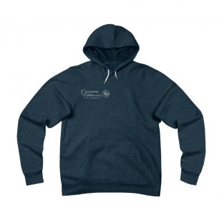 39865 324x324 - Concentric Coffee Roasters Unisex Sponge Fleece Pullover Hoodie - The Funky Brewster Coffee Catering