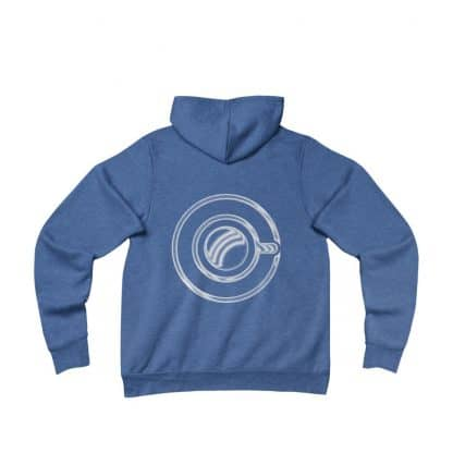 39871 1 416x416 - Concentric Coffee Roasters Unisex Sponge Fleece Pullover Hoodie - The Funky Brewster Coffee Catering