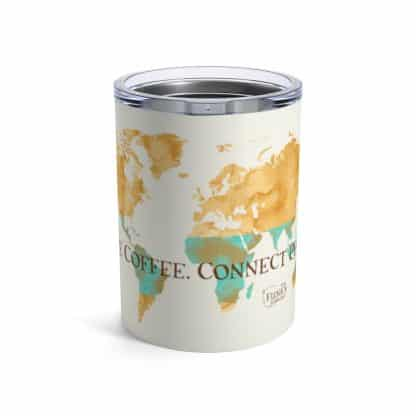 44447 31 416x416 - Love Coffee. Connect People. Tumbler 10oz - Cream - The Funky Brewster Coffee Catering
