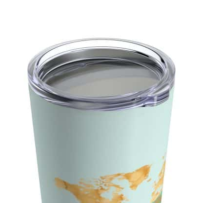 44519 23 416x416 - Love Coffee. Connect People. Tumbler 20oz - Seafoam - The Funky Brewster Coffee Catering