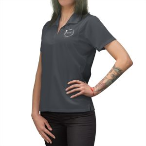 45325 5 300x300 - TFB Logo Women's Polo Shirt - The Funky Brewster Coffee Catering