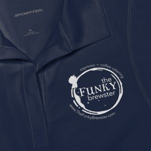 45327 7 300x300 - TFB Logo Women's Polo Shirt - The Funky Brewster Coffee Catering