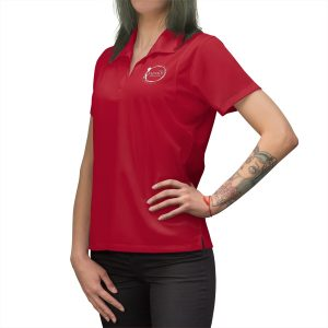 45328 3 300x300 - Women's Polo Shirt - The Funky Brewster Coffee Catering