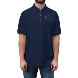 45415 8 300x300 - TFB Logo Men's Jersey Polo Shirt - The Funky Brewster Coffee Catering