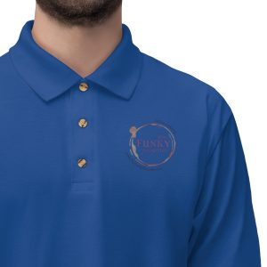 45417 7 300x300 - TFB Logo Men's Jersey Polo Shirt - The Funky Brewster Coffee Catering