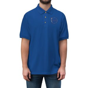 45417 8 300x300 - TFB Logo Men's Jersey Polo Shirt - The Funky Brewster Coffee Catering
