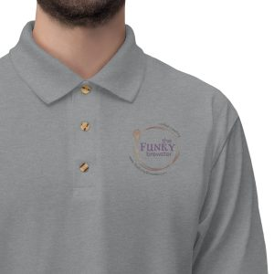 45418 4 300x300 - Men's Jersey Polo Shirt - The Funky Brewster Coffee Catering