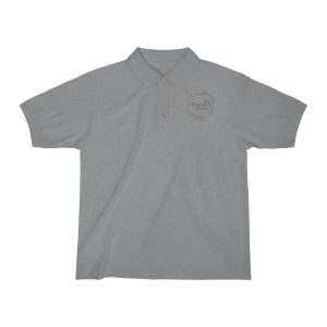 45418 7 300x300 - TFB Logo Men's Jersey Polo Shirt - The Funky Brewster Coffee Catering
