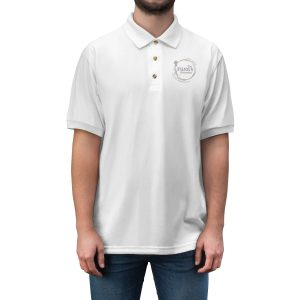 45419 8 300x300 - TFB Logo Men's Jersey Polo Shirt - The Funky Brewster Coffee Catering
