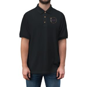 45420 8 300x300 - TFB Logo Men's Jersey Polo Shirt - The Funky Brewster Coffee Catering