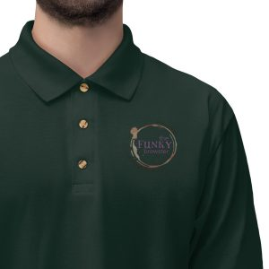 45421 7 300x300 - TFB Logo Men's Jersey Polo Shirt - The Funky Brewster Coffee Catering