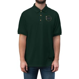 45421 8 300x300 - TFB Logo Men's Jersey Polo Shirt - The Funky Brewster Coffee Catering