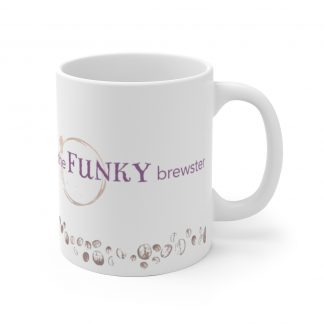 62327 3 324x324 - The Funky Brewster Logo Ceramic Mug - The Funky Brewster Coffee Catering