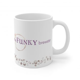 62327 6 324x324 - The Funky Brewster Logo Ceramic Mug - The Funky Brewster Coffee Catering