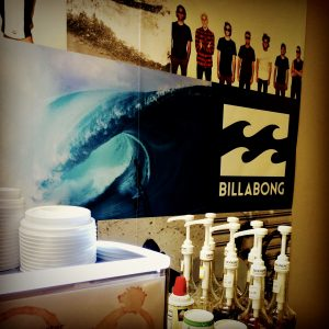 billabong in irvine 300x300 - Coffee Cart Event Photos - The Funky Brewster Coffee Catering