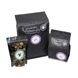 Concentric Coffee Roasters by The Funky Brewster