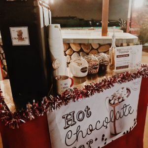 holiday hot chocolate bar 300x300 - Photo Gallery - The Funky Brewster Coffee Catering