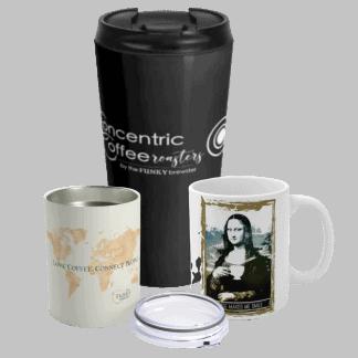 Mugs & Travelers