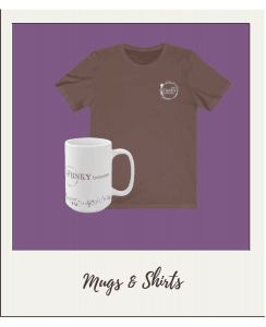 mugs tshirts 1 244x300 -  - The Funky Brewster Coffee Catering