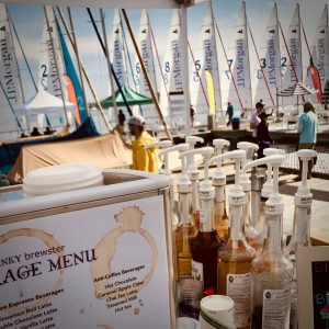 newport harbor yacht club 300x300 - Coffee Cart Event Photos - The Funky Brewster Coffee Catering