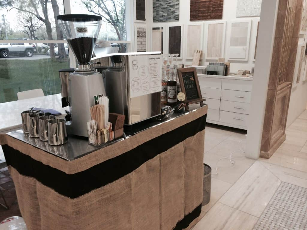 cart office 1024x768 - Coffee Carts - Denver Pricing - The Funky Brewster Coffee Catering