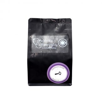 retail coffee 12oz bag 324x324 - Concentric Coffee Roasters Espresso Blend - 12 oz - The Funky Brewster Coffee Catering