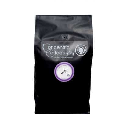 retail coffee 5 lb bag 416x416 - Concentric Coffee Roasters Espresso Blend - 5 lb - The Funky Brewster Coffee Catering