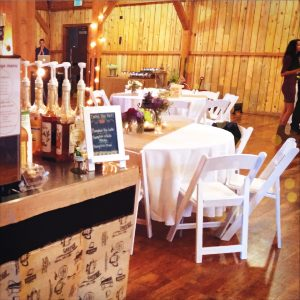 wedding coffee cart 300x300 - Photo Gallery - The Funky Brewster Coffee Catering